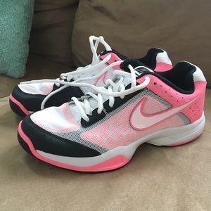 Nike tennis court shoes!